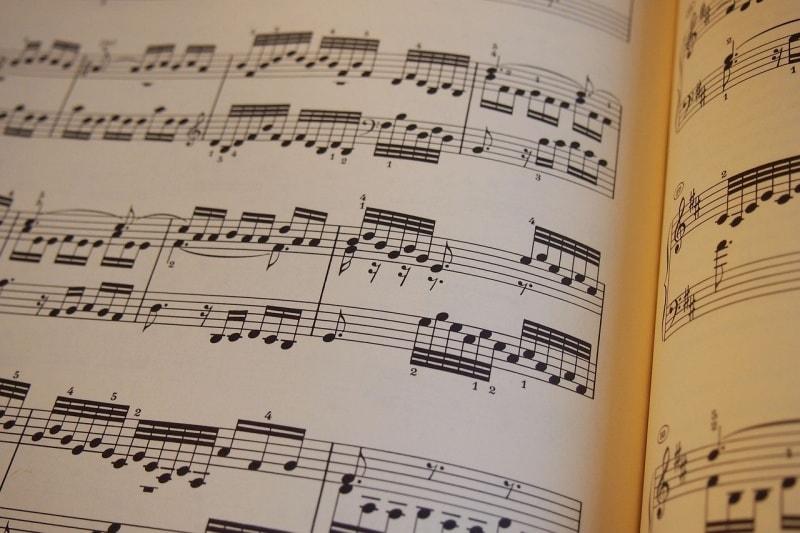 ピアノ教本の画像です