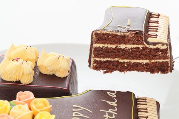パティスリーナチュレルさんのケーキ画像です
