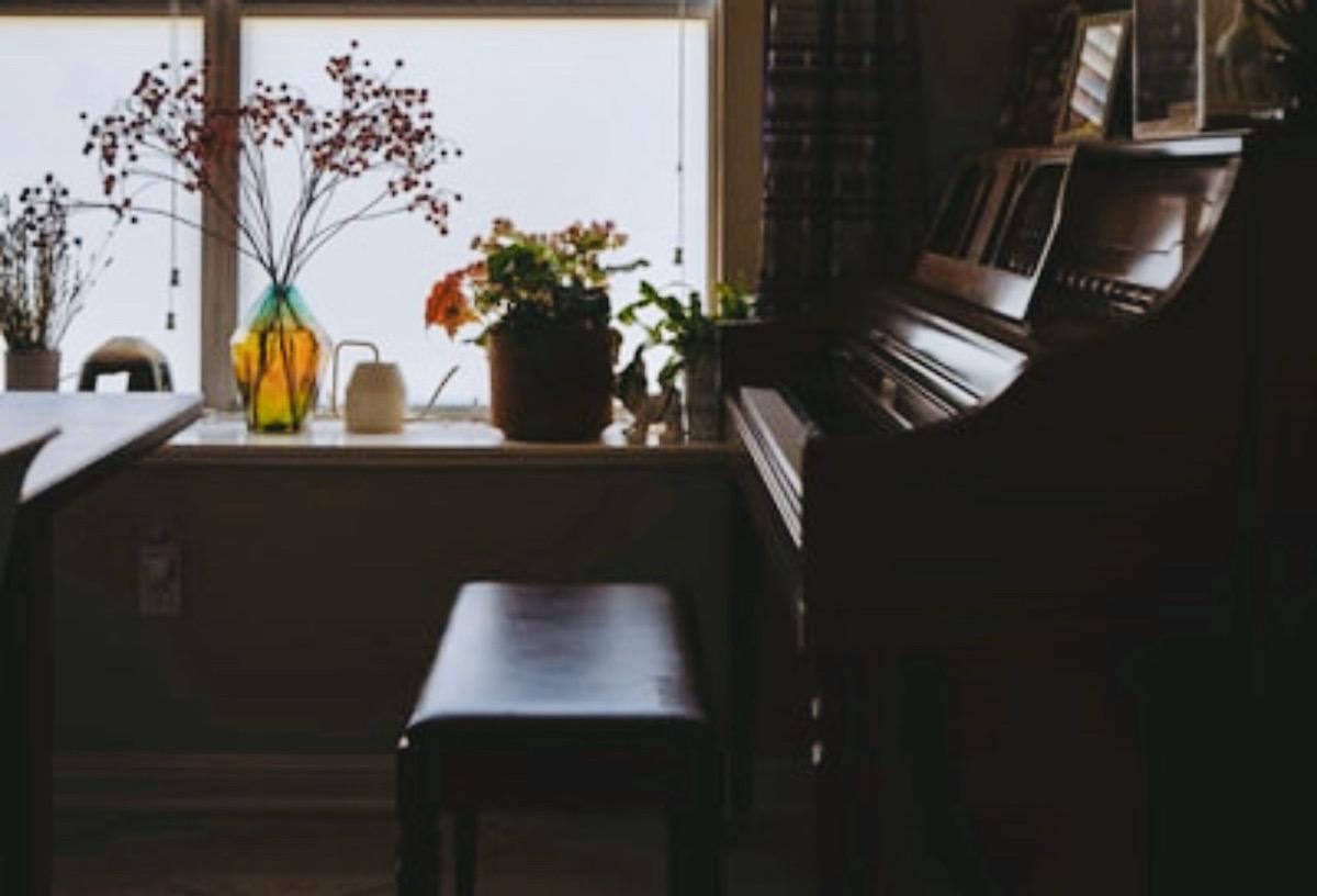 ブランクピアノ