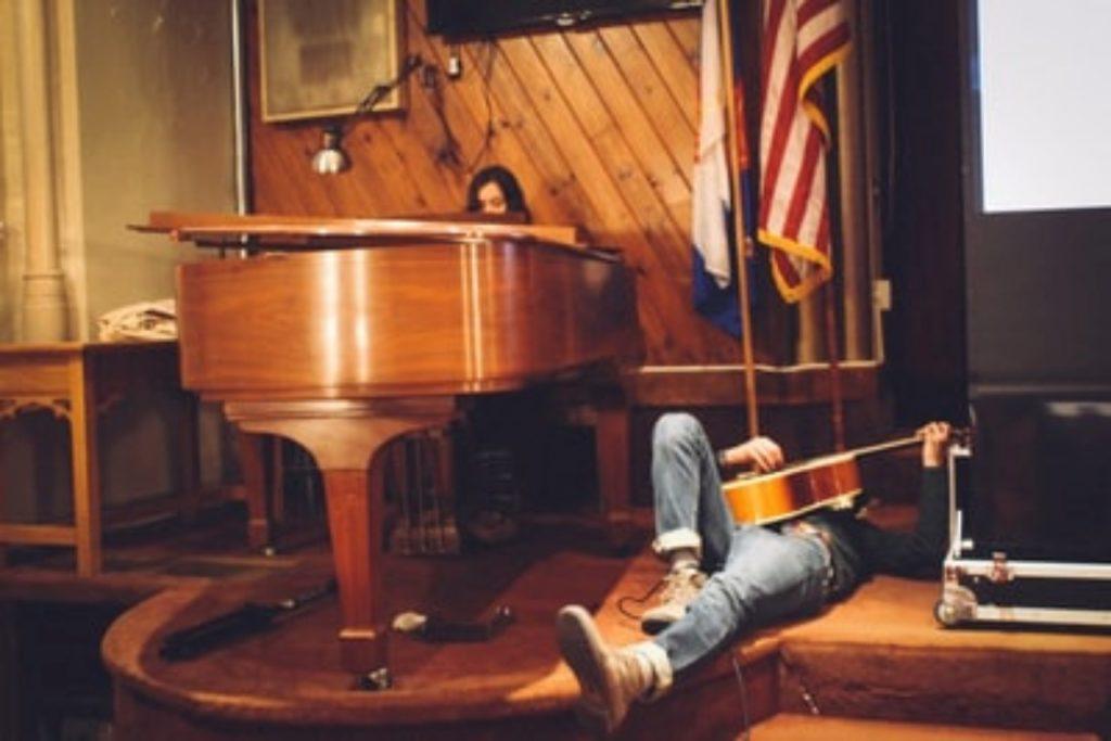 ピアノ弾き語り基本