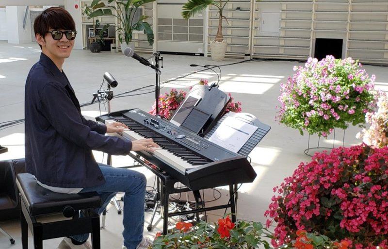 みぃ ストリート ピアノ よ