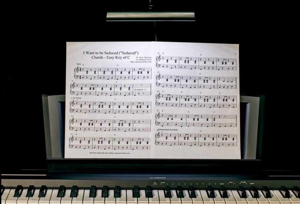 黒鍵が苦手なピアノ初心者におすすめの曲4選【クラシック】