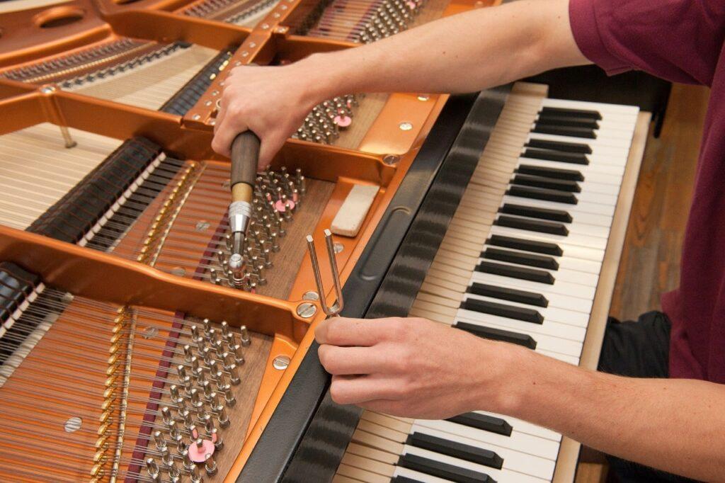 ピアノのメンテナンス方法ってなんだろう?!調律について知ろう!!